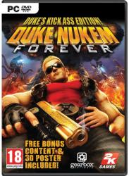 2K Games Duke Nukem Forever [Duke's Kick Ass Edition] (PC)
