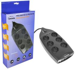 SilverCloud 6 Plug 1,4m Switch (GE01)