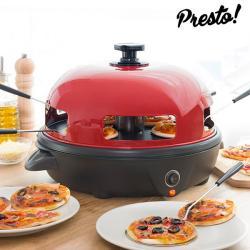 Presto Pizzini Forno Chef!