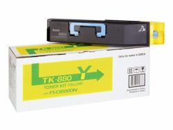 Kyocera TK-880Y Yellow