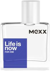 Mexx Life is Now for Him EDT 50ml Tester