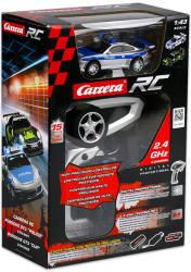 Carrera RC Porsche GT3 rendőrautó 1:43