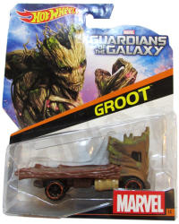 Mattel Hot Wheels - Marvel - Groot kisautó