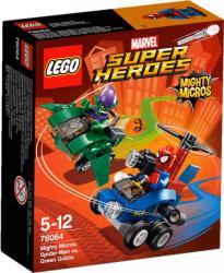 LEGO Marvel Super Heroes - Pókember vs Zöld Manó (76064)