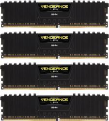Corsair Vengeance LPX 32GB (4x8GB) DDR4 2400MHz CMK32GX4M4A2400C12