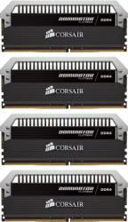 Corsair Dominator Platinum 16GB (4x4GB) DDR4 2400MHz CMD16GX4M4B2400C10