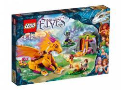 LEGO Elves - A Tűzsárkány lávabarlangja (41175)
