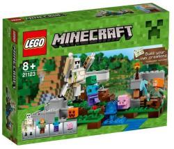 LEGO Minecraft - A vas gólem (21123)