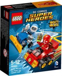 LEGO DC Comics Super Heroes - Flash™ vs Cold kapitány (76063)