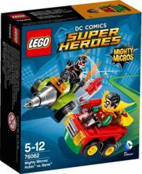 LEGO DC Comics Super Heroes - Robin vs Bane (76062)