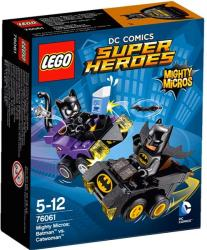 LEGO DC Comics Super Heroes - Batman vs Macskanő (76061)