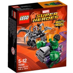 LEGO Marvel Super Heroes - Hulk vs Ultron (76066)