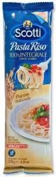 Riso Scotti Teljes Kiőrlésű Rizstészta spagetti 250g