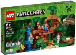 LEGO Minecraft - Lombház a dzsungelben (21125)