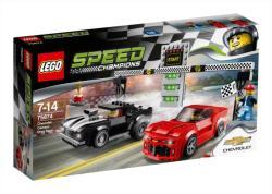LEGO Speed Champions - Chevrolet Camaro Drag Race (75874)