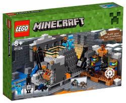 LEGO Minecraft - A végzetportál (21124)