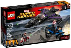 LEGO Marvel Super Heroes - Fekete párduc üldözése (76047)