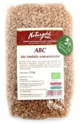 Naturgold Ökológiai Tönköly Fehér ABC Betűtészta 250g