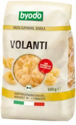 Byodo Bio Volanti Semola tészta 500g