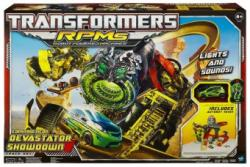 Hasbro Transformers Movie Performance Track set cu masini