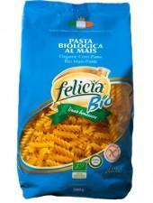 Felicia Bio Gluténmentes Rizs Fusilli tészta 500g