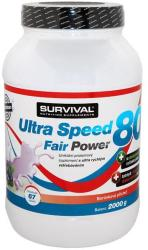SURVIVAL Ultra Speed 80 Fair Power - 2000g