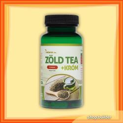 netamin Zöld tea+Króm tabletta - 60 db