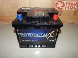 Powerstar 45Ah 330A Jobb+