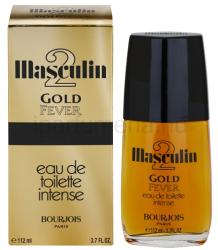 Bourjois Masculin 2 Gold Fever EDT 112ml