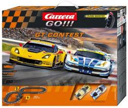 Carrera GO!!! GT Contest autópálya