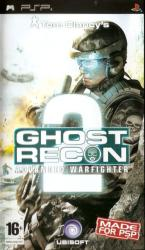 Ubisoft Tom Clancy's Ghost Recon Advanced Warfighter 2 (PSP)