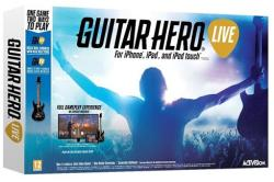 Activision Guitar Hero Live [Guitar Bundle] (iOS)