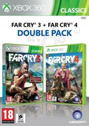 Ubisoft Double Pack: Far Cry 3 + Far Cry 4 [Classics] (Xbox 360)