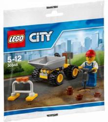 LEGO City - Dömper (30348)
