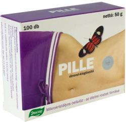 PILLE Mikrokristályos étrend-kiegészítő tabletta - 100 db