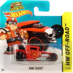 Mattel Hot Wheels - Off-Road - Bone Shaker