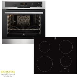 Electrolux EOC6631AOX / EHH6240ISK