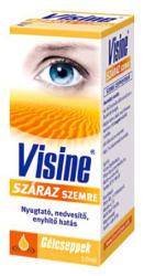 Johnson & Johnson Visine folyékony gélcsepp száraz szemre 10ml