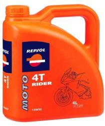 Repsol Moto Rider 4T 15W-50 (4L)