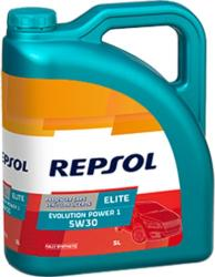 Repsol Elite Evolution Power 1 5W-30 (5L)
