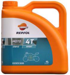 Repsol MOTO SPORT 4T 10W-40 (4L)
