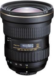 Tokina AT-X AF 14-20mm f/2 Pro DX (Nikon)