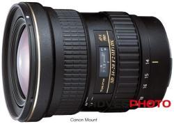 Tokina AT-X AF 14-20mm f/2 Pro DX (Canon)