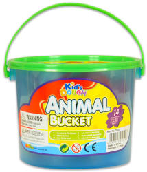 Kid's Toys Kid's Dough - Vödrös gyurma állatos sablonokkal