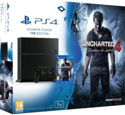 Sony PlayStation 4 1TB (PS4 1TB) + Uncharted 4 A Thief's End
