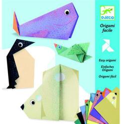 DJECO Origami - Sarki állatok