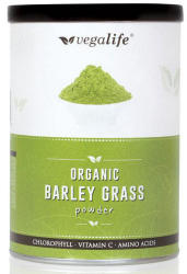 vegalife Bio Árpafű por - 125g