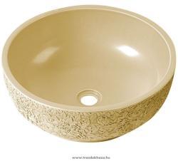 SAPHO PRIORI kerámia mosdó, elefántcsont 43 cm (PI017)