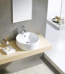 SAPHO Yakarta mosdó, túlfolyó nélkül 46x15.5 cm (BH7021)