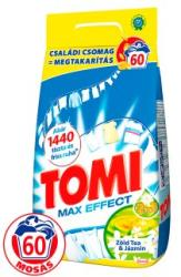 TOMI Kristály Max Effect mosópor 4,2kg